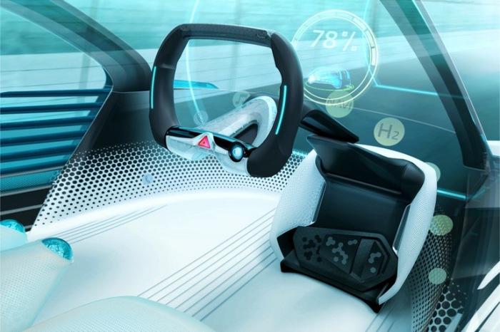 Kikai concept - чуть больше, чем оригинальный автомобиль.
