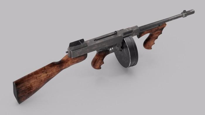 Знаменитое оружие. |Фото: cryengine.com.