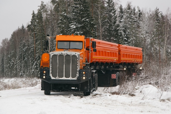 Большой, мощный, дорогой. |Фото: trailers.ru.