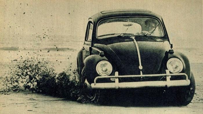 VW Fusca - автомобиль №1 в Бразилии.