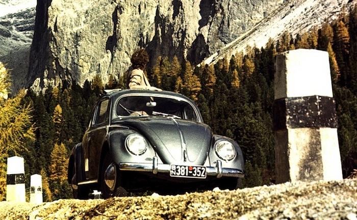 VW Beetle - автомобиль №1 в Германии.