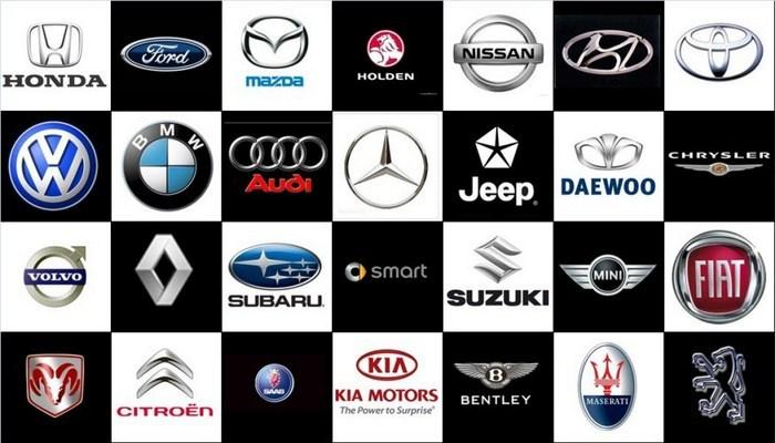 Самые популярные автомобильные бренды в Сети.