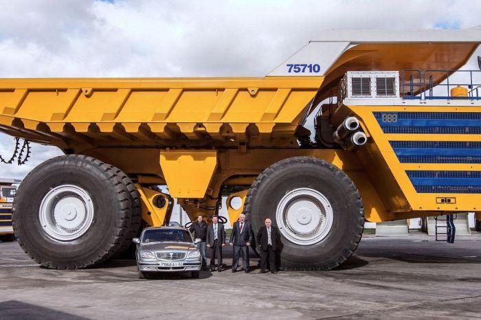 Один из самых больших. |Фото: autocentre.ua.