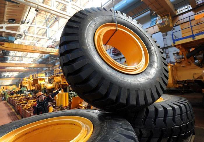 Не колеса, а колесища! |Фото: liveinternet.ru.
