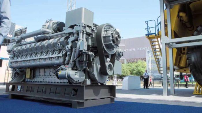 Мощные двигатели. |Фото: spectekhnika.info.