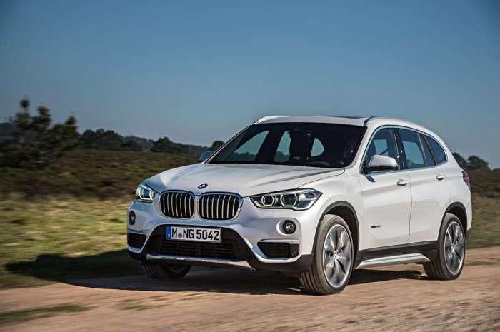 Отличный выбор - BMW X1.