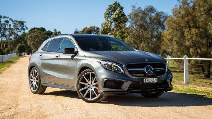 Далеко не самый худший Mercedes-Benz GLA.