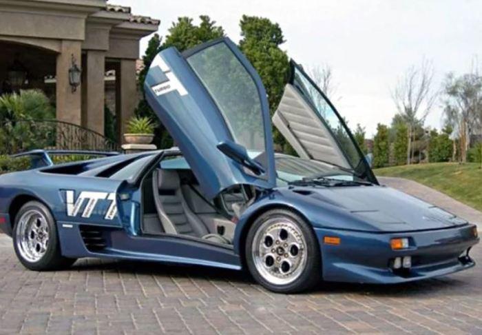 Lamborghini Diablo VTTT - выбор настоящих ценителей.