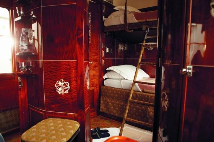 Один из самых известных поездов.