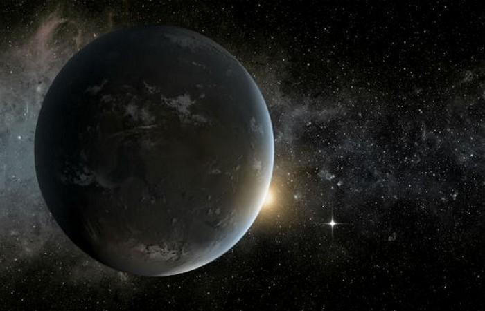 Экзопланета 51 Пегаса b.