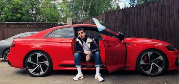 Интересный автомобиль. |Фото: zaslon-rus.ru.