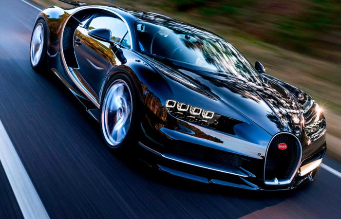 Самые быстрые автомобили на планете.