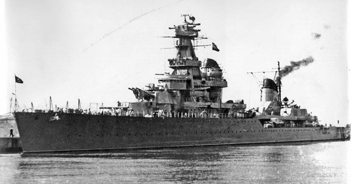 Суровый крейсер. |Фото: armedman.ru.