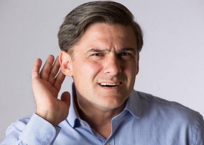 Осязание связано со слухом.