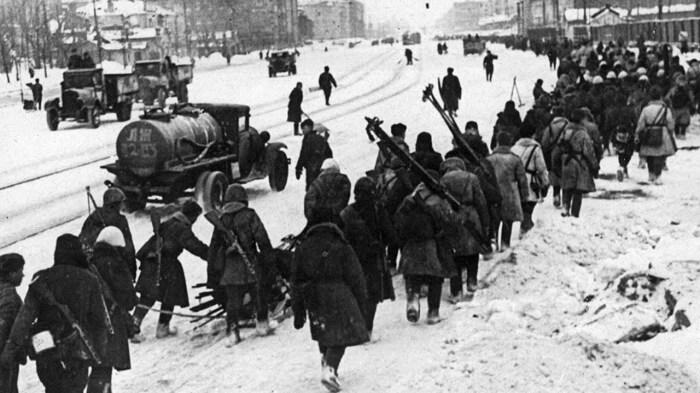 Ленинградская эпопея - одна из самых трагичных страниц войны. |Фото: kesovagora.tverlib.ru.