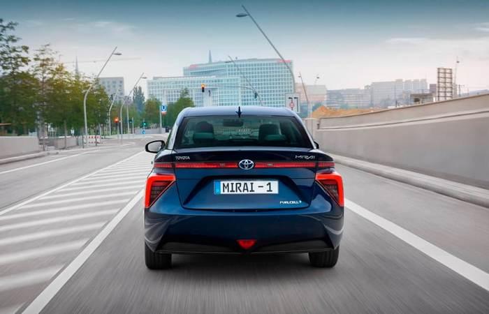 Toyota Mirai: скоро на дорогах планеты.