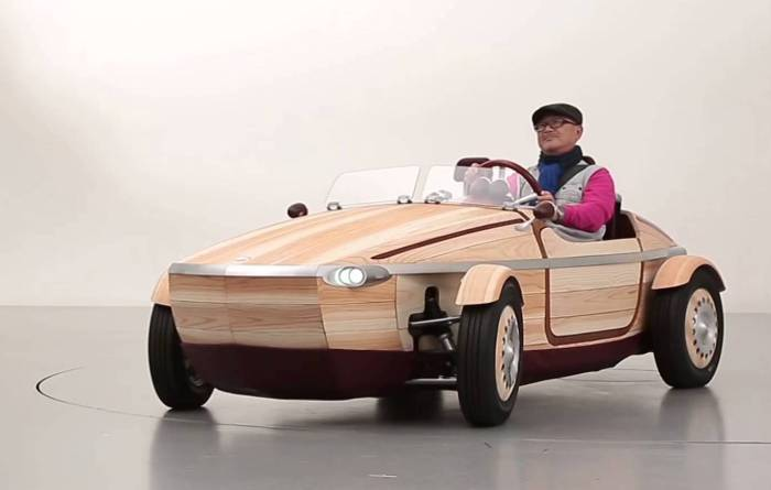 Неожиданный концепт от Toyota и другие концепт-кары 2016 года.