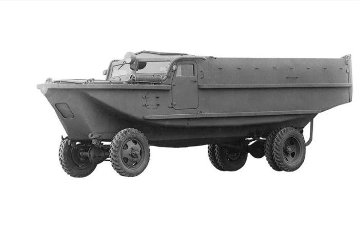 Toyota Su-Ki создавался в годы войны.