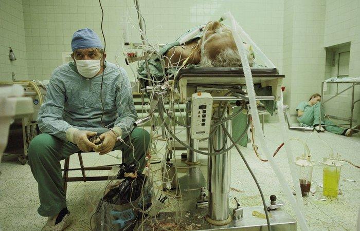 Закулиса Хирургии.