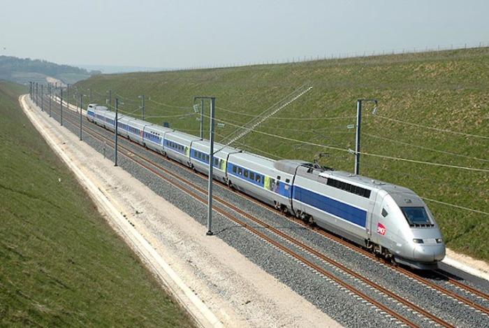 Интересный образец TGV POS.