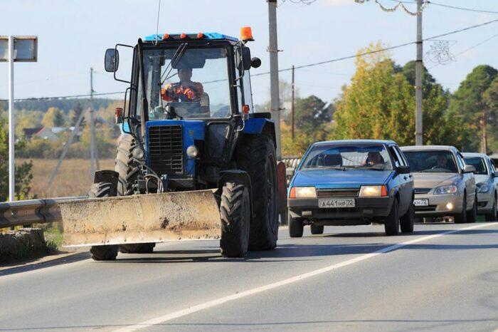 Передние колеса обеспечивают управляемость. ¦Фото: drivercars.ru.