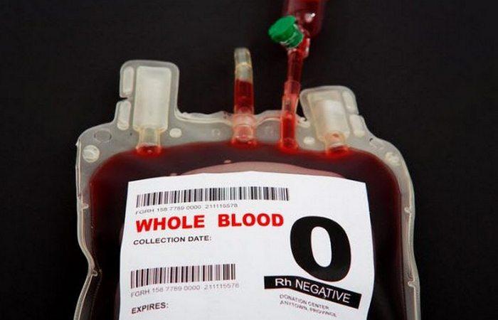 Переливание крови: кровь трупов.