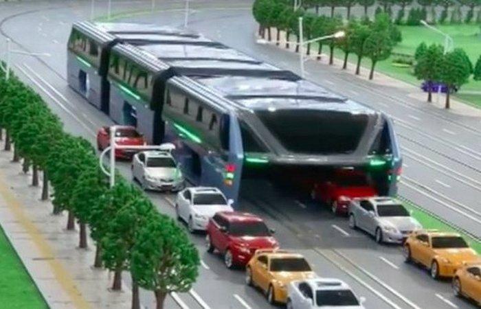 Elevated Transit сможет заменить порядка 40 современных автобусов.