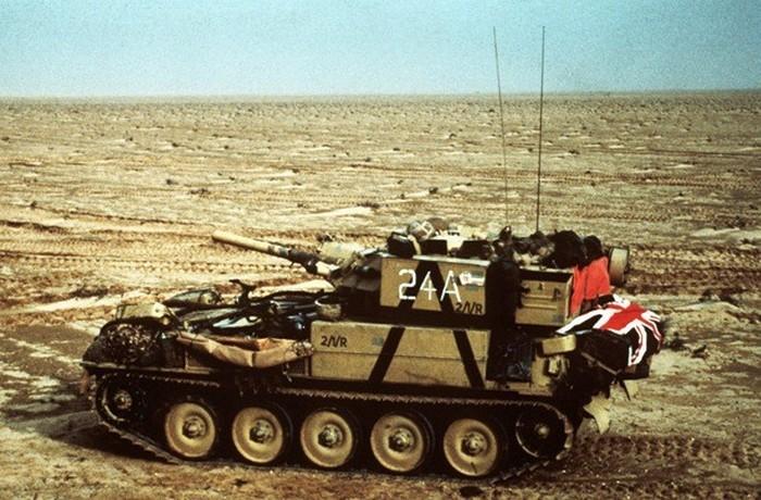 Серийный танк.