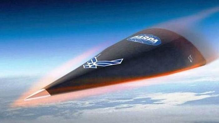 Беспилотный самолет.