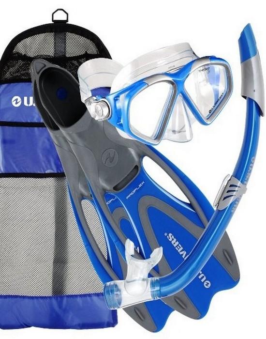 Комплекте от U.S. Divers.