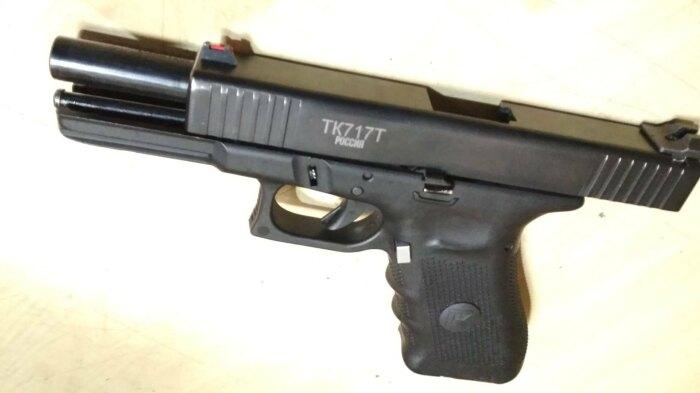 Новый пистолет Глок. |Фото: forum.guns.ru.