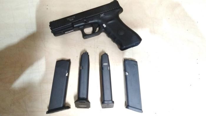 Китайская переделка австрийского пистолета. |Фото: forum.guns.ru.