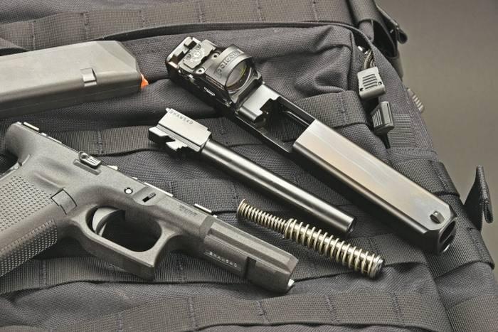 Серьезное оружие. |Фото: zbroya.info.