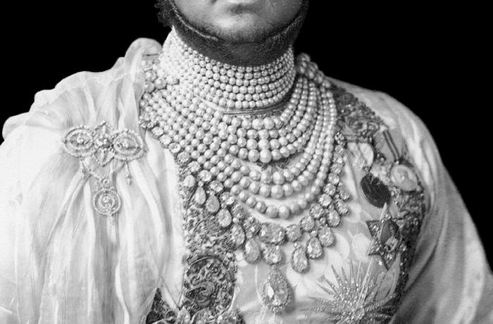 Ожерелье Патиалы.