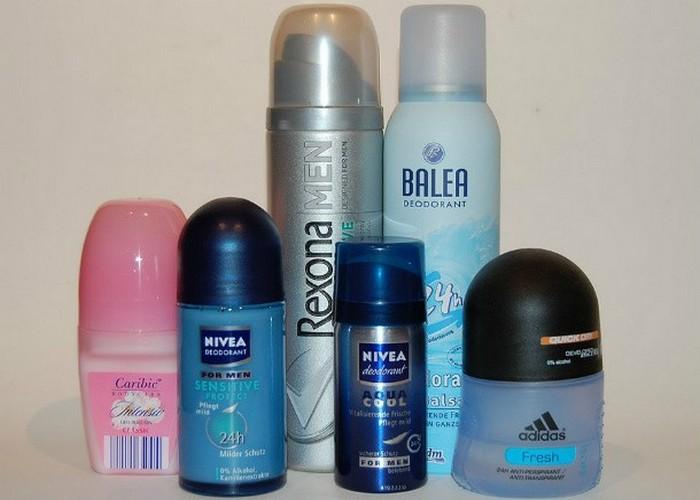 Модный лайфхак: дезодоранты-шарики против мозолей.