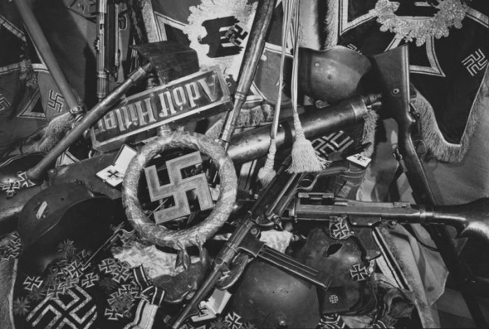 Трофеи войны. |Фото: skaramanga-1972.livejournal.com.