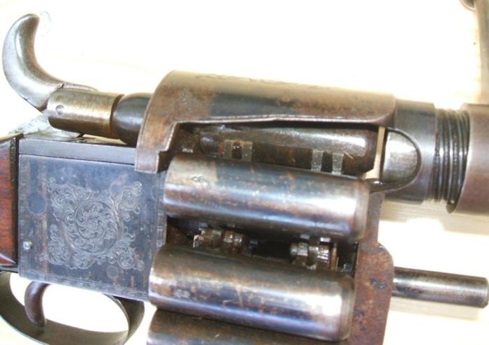 Непростая конструкция. |Фото: forgottenweapons.com.