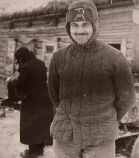 Фуфайки пользовались большой популярностью у немецких солдат. |Фото: smolbattle.ru.