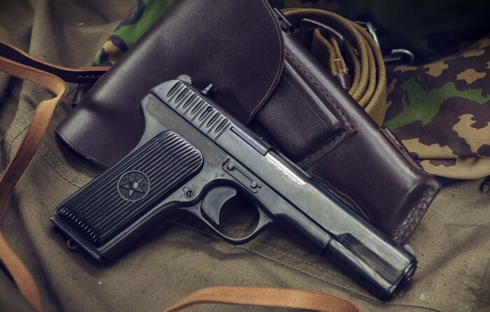 Было сделано более 1.7 млн таких пистолетов. ¦Фото: goodfon.ru.
