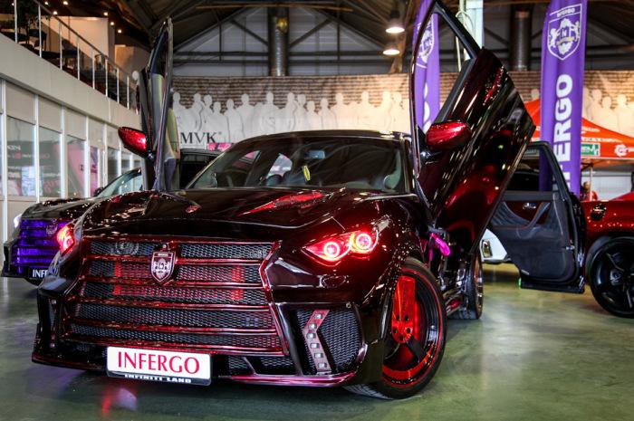 Нельзя просто так взять и улучшить автомобиль. |Фото: avtoshark.com.