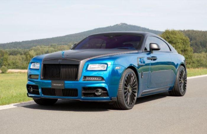 Внешний вид и начинка Rolls-Royce Wraith радуют.
