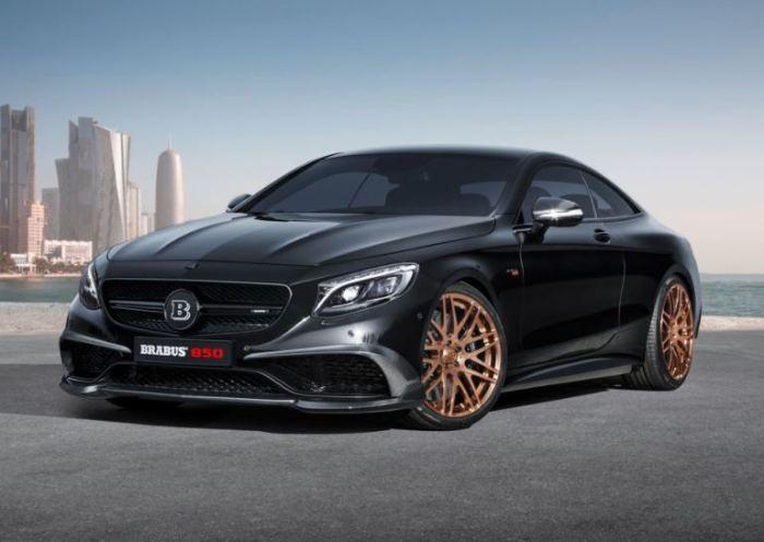 Mercedes-Benz S-класса улучшен самой известной компанией.