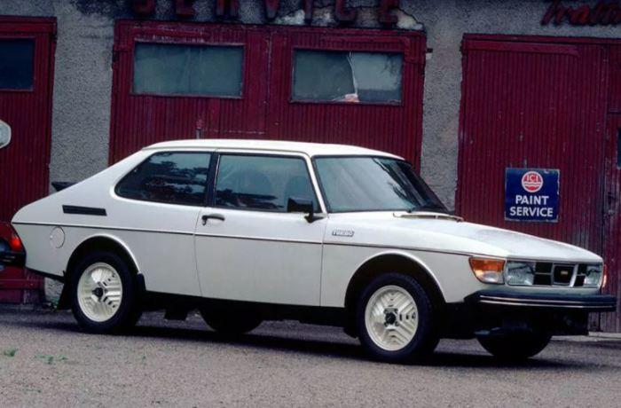 Бюджетные турбо реальность - Saab 99 Turbo.
