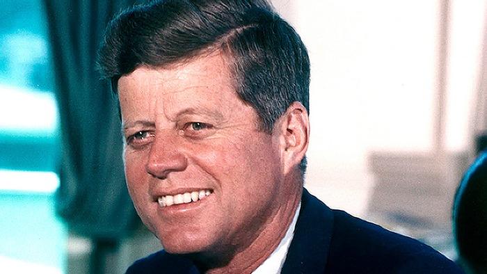 Убийство Джон Кеннеди.