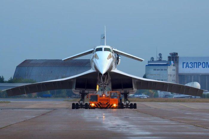 Самолет мог совершить революцию. |Фото: aviarf.ru.