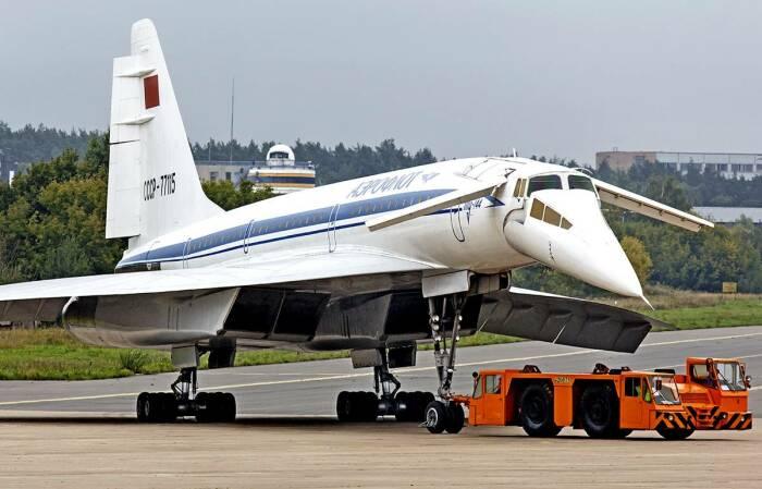 Ту-144 должен был стать отличной машиной.  Фото: oko-planet.su.