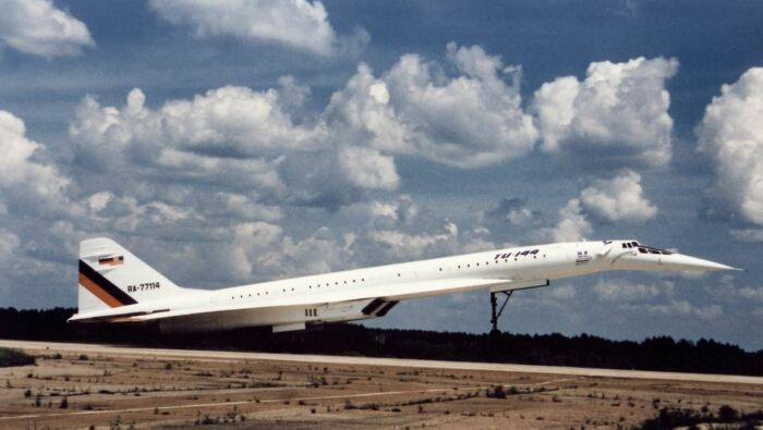 Ту и Конкорд - самолеты с одинаковой судьбой.  Фото: tech.onliner.by.