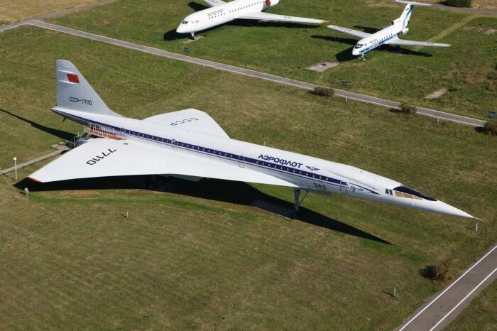 Проекту Ту-144 постоянно мешали.  Фото: Twitter.