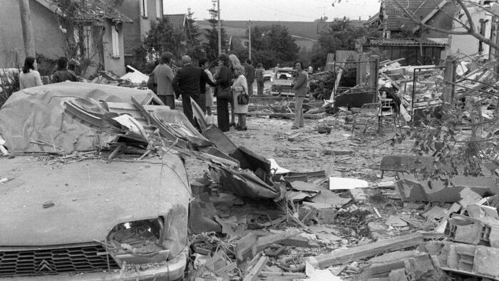 Катастрофа в Ле-Бурже сильно ударила по проекту.  Фото: onliner.by.