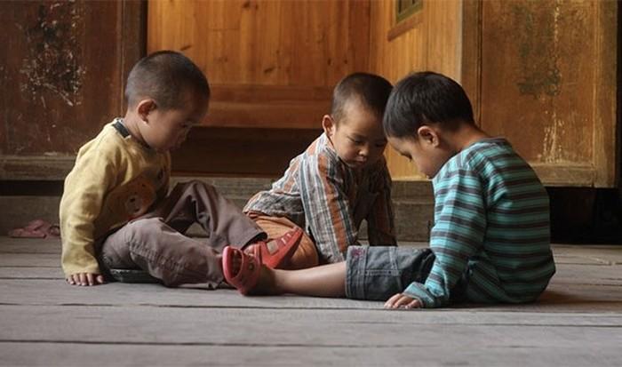 Китайский детский дом.